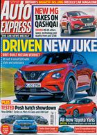 Auto Express Magazine Issue 16/10/2019