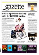 Antique Trades Gazette Magazine Issue 19/10/2019