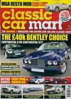 Classic Car Mart Magazine Issue NOV 19