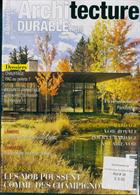 Architecture Durable Magazine Issue 38