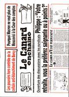 Le Canard Enchaine Magazine Issue 56