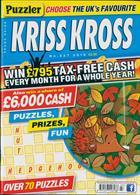 Puzzler Kriss Kross Magazine Issue NO 227