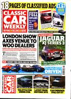 Classic Car Weekly Magazine Issue 16/10/2019