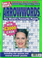 Take A Break Arrowwords Magazine Issue NO 12