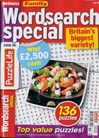 Family Wordsearch Special Magazine Issue NO 50