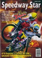 Speedway Star Magazine Issue 19/10/2019