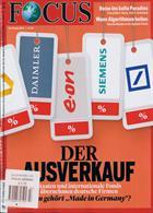 Focus (German) Magazine Issue NO 43