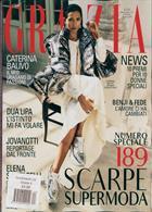 Grazia Italian Wkly Magazine Issue NO 44