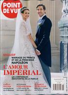 Point De Vue Magazine Issue NO 3718