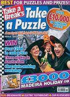 Take A Break Take A Puzzle Magazine Issue NO 11