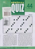 Domenica Quiz Magazine Issue NO 44