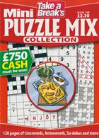 Tab Mini Puzzle Mix Coll Magazine Issue NO 108