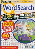 Puzzler Q Wordsearch Magazine Issue NO 534