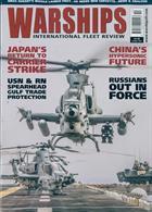 Warship Int Fleet Review Magazine Issue OCT 19