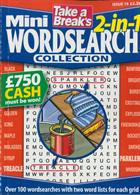 Tab Mini 2 In 1 Wordsearch Magazine Issue NO 18