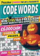 Puzzler Codewords Magazine Issue NO 280