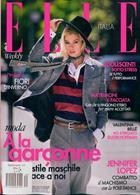 Elle Italian Magazine Issue NO 40