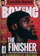 Boxing News Magazine Issue 17/10/2019
