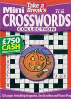 Tab Mini Crossword Coll Magazine Issue NO 108