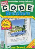 Take A Break Codebreakers Magazine Issue NO 11