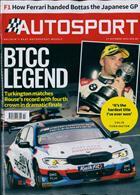 Autosport Magazine Issue 17/10/2019
