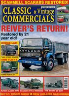 Classic & Vintage Commercial Magazine Issue OCT 19
