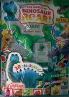 Dinosaur Roar Magazine Issue NO 3