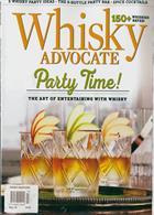 Whisky Advocate Magazine Issue AUTUMN