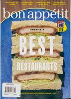 Bon Appetit Magazine Issue OCT 19