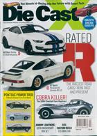 Die Cast Magazine Issue WINTER