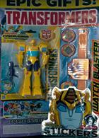 Transformers Rid Magazine Issue NO 49