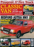 Classic Van & Pick Up Magazine Issue OCT 19