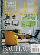Elle Decoration German Magazine Issue NO 5