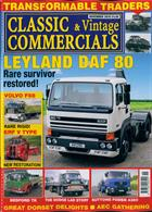 Classic & Vintage Commercial Magazine Issue NOV 19
