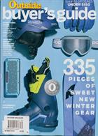 Outside Magazine Issue BYERS GUID