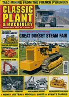 Classic Plant & Machinery Magazine Issue NOV 19
