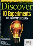 Discover Magazine Issue NOV 19