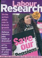 Labour Research Magazine Issue 09