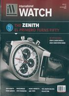 Iw International Watch Magazine Issue MSPORT
