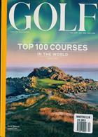 Golf Magazine Usa Magazine Issue DEC 19
