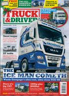 Truck And Driver Magazine Issue JAN 20