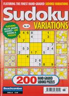 Sudoku Variations Magazine Issue NO 65