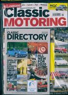 Classic Motoring Magazine Issue JAN 20