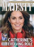 Majesty Magazine Issue JAN 20