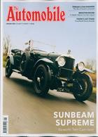 Automobile  Magazine Issue JAN 20