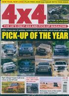 4 X 4 Magazine Issue JAN 20