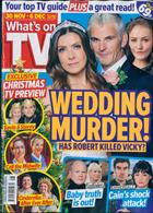 Whats On Tv England Magazine Issue 30/11/2019