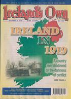 Ireland's Own Magazine Issue NO 5740