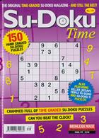 Sudoku Time Magazine Issue NO 179