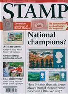 Stamp Magazine Issue JAN 20